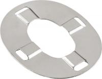 Шайба ответная DOT для люверса 91BS784032A, никелированная латунь
