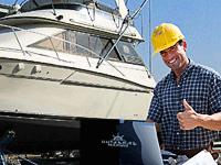 Ремонт надстройки катера