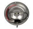 Светильник каютный, нержавейка, 12 В, 10 Вт, D110 мм