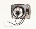 Светильник каютный, точечный, поворотный, 12 В, 12 Вт