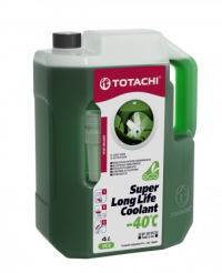 TOTACHI SUPER LLC Green антифриз зелёный -40°C