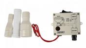 Унитаз с электрической помпой 12V