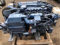 Nissan Diesel BD30 TA06 с редуктором 1.97:1