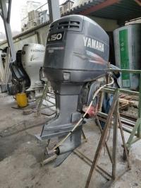 Yamaha 150 2х тактный тюнинг до 175 л. с.