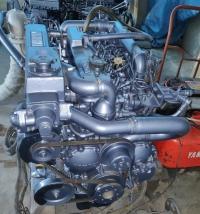 Yamaha D343K-J дизельный