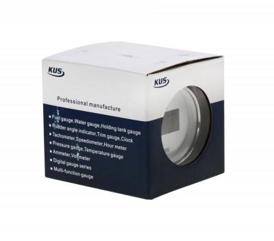 Указатель температуры двигателя цифровой 25-120 гр.,д. 52 мм