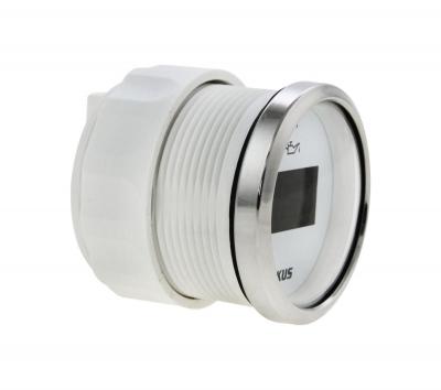 Указатель давления масла цифровой 0-5 бар, д. 52 мм