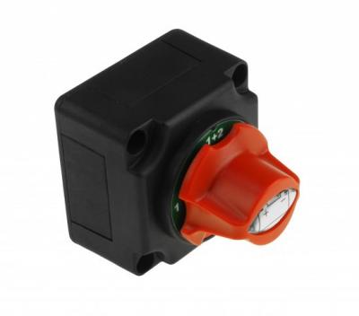 Выключатель массы 4 положения (2 АКБ) 300А 12-48 В