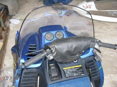 Yamaha Enticer 400
