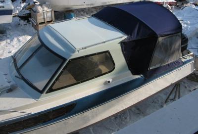 Nissan 730 палатка