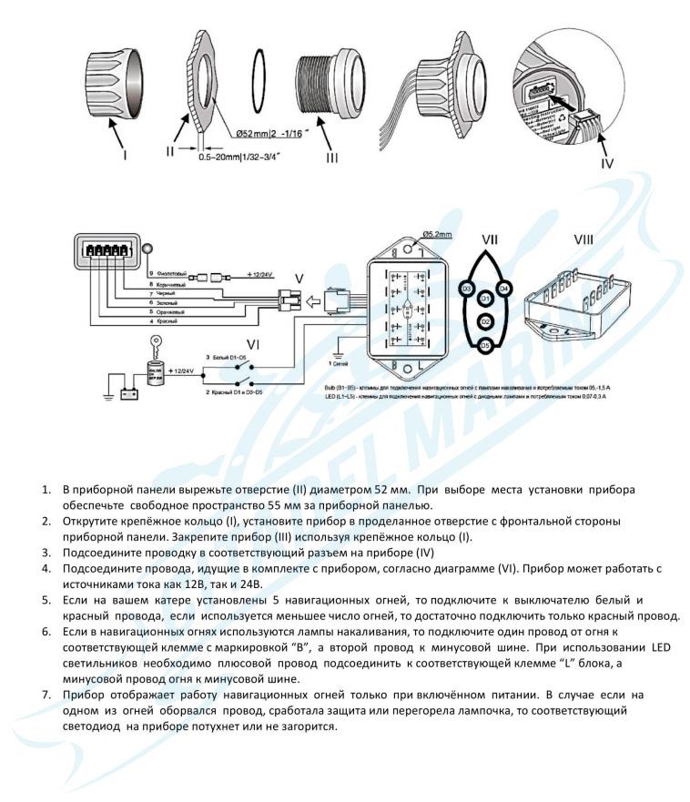 Инструкция По Обслуживанию Колонки Volvo Penta